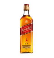 尊尼获加红方威士忌 红牌威士忌